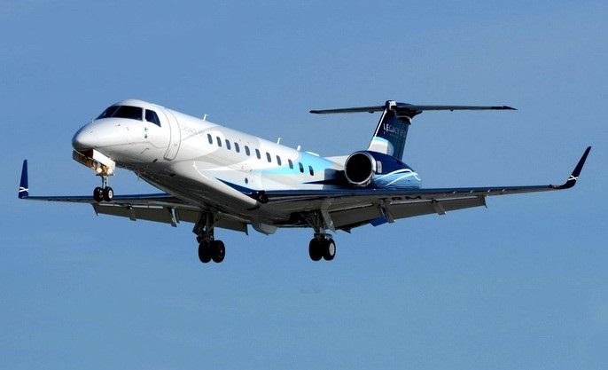Legacy 650 - Парк воздушных судов DC Aviation пополнился бизнес-джетом Legacy 650