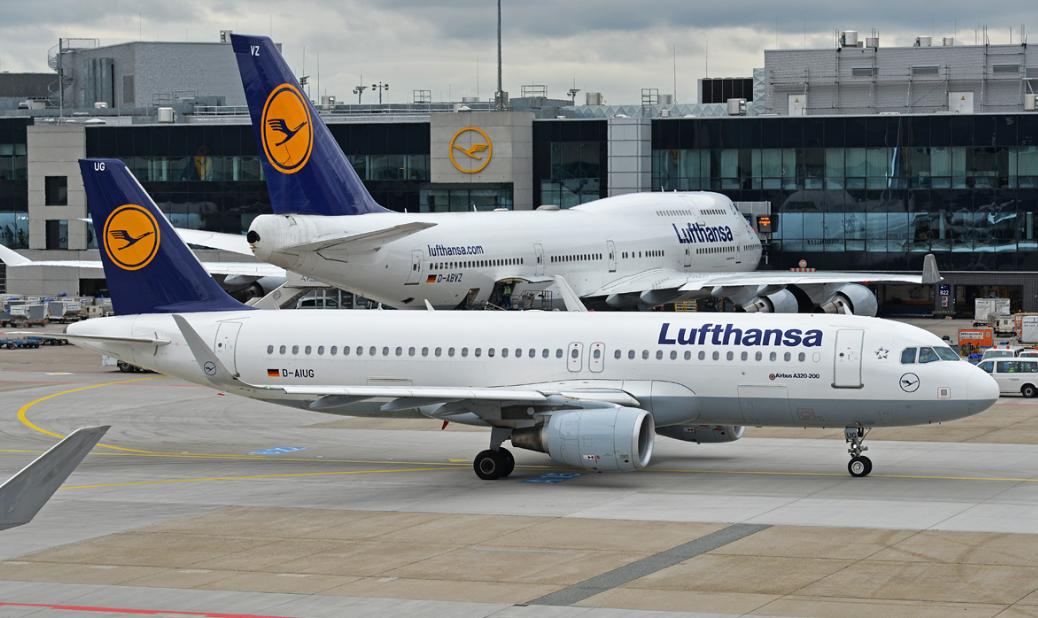 Lufthansa - Самолет Lufthansa совершил экстренную посадку на Кипре