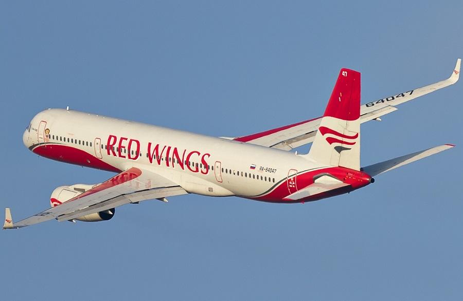 Red Wings - На борту Red Wings пассажир устроил драку