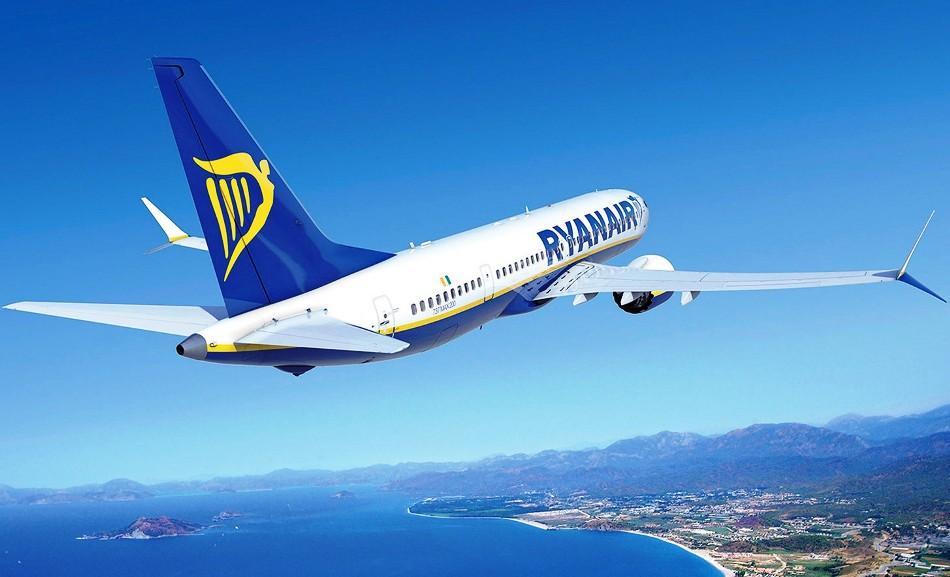 Лоукостер Ryanair отменил выход на рынок Украины