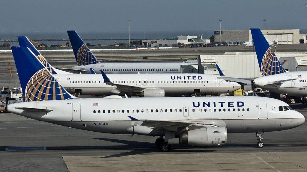 United Airlines 1024x575 - В United Airlines заставили 2-летнего ребёнка уступить место взрослому