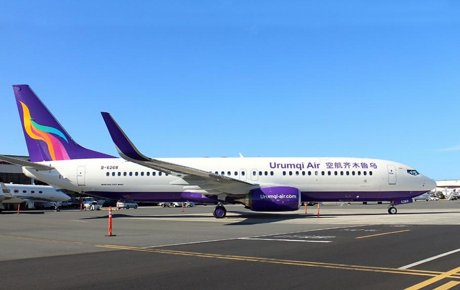 Авиакомпания Urumqi Air станет полноценным лоукостером