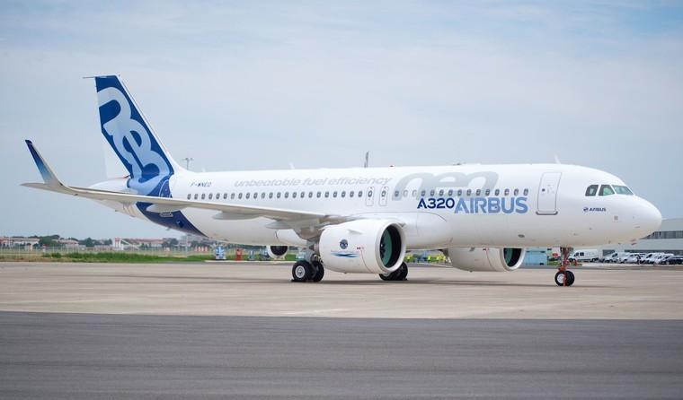 airbus a320neo1 free big - Авиасалон в Ле-Бурже: итоги и перспективы