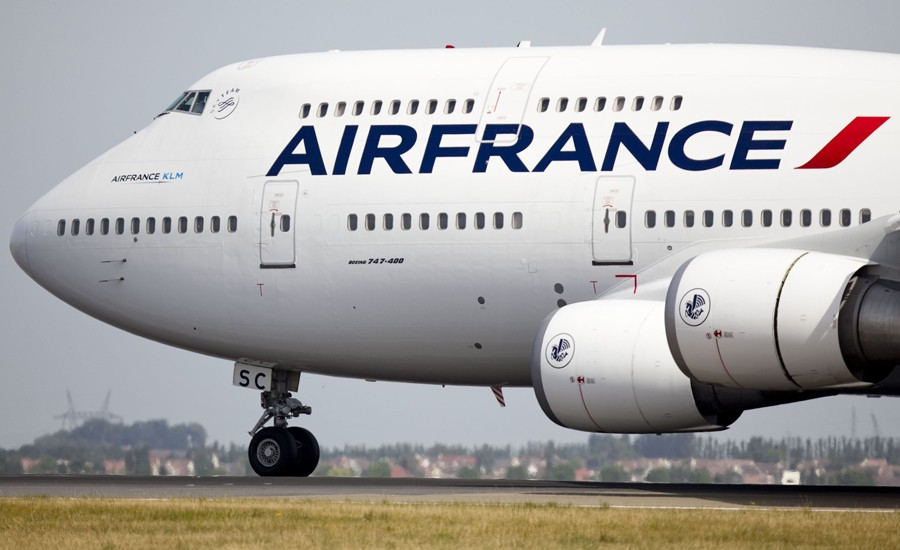 airfrance0 - Пассажирка Air France оказалась в Афинах вместо Копенгагена