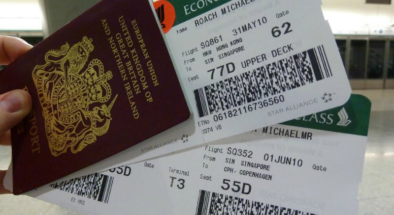 airport passport bording pass - Европейский суд заблокировал соглашение ЕС-Канада о PNR