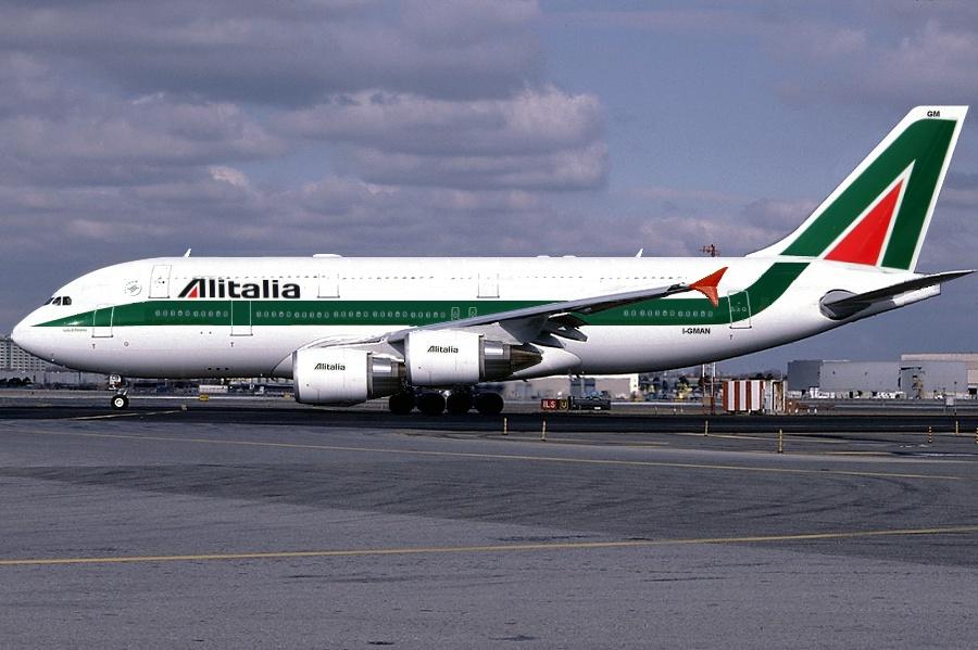 alitalia2 - Лоукостер Ryanair хочет купить авиакомпанию Alitalia