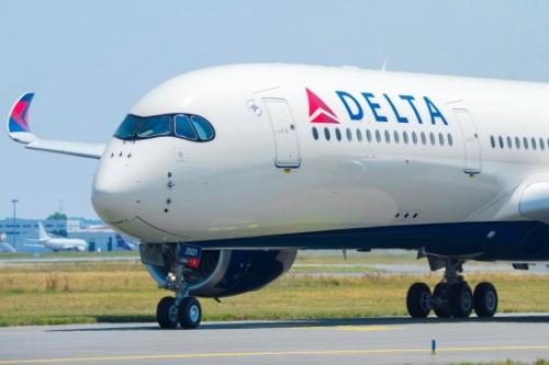 Delta получает первый A350