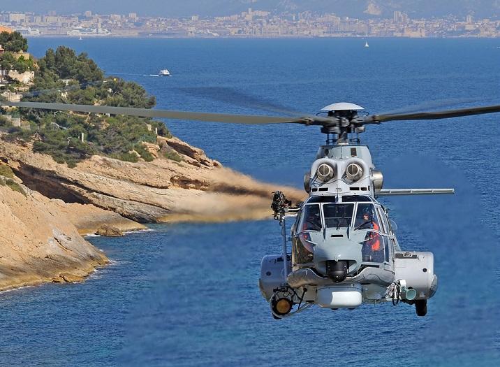 Вертолет Н215 отправится в турне по Китаю