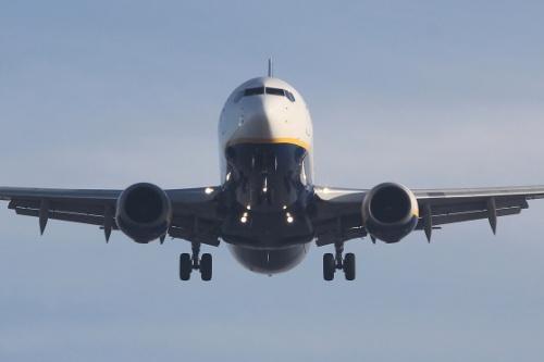 Ryanair сокращает свое присутствие в Украине