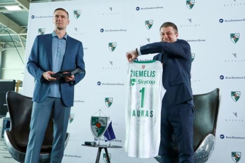 skycop - Баскетболисты Žalgiris будут летать без опозданий