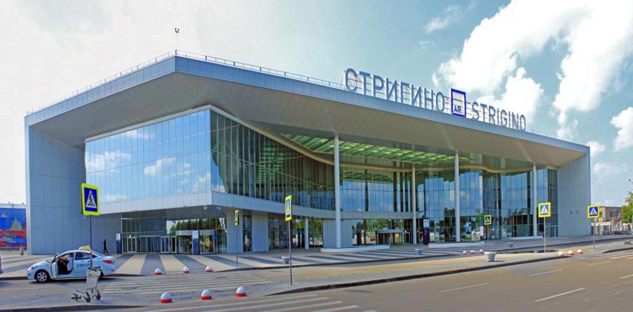 "strigino 900x444 - Аэропорт ""Стригино"" установил тепловизоры"