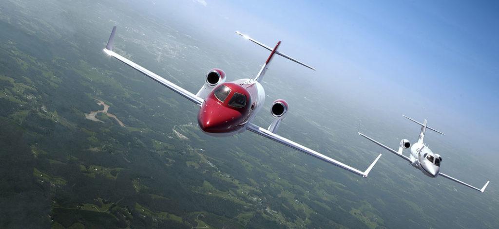 Новости деловой авиации - HondaJet против Phenom 300