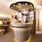 Новая кают-компания в A380   Emirates