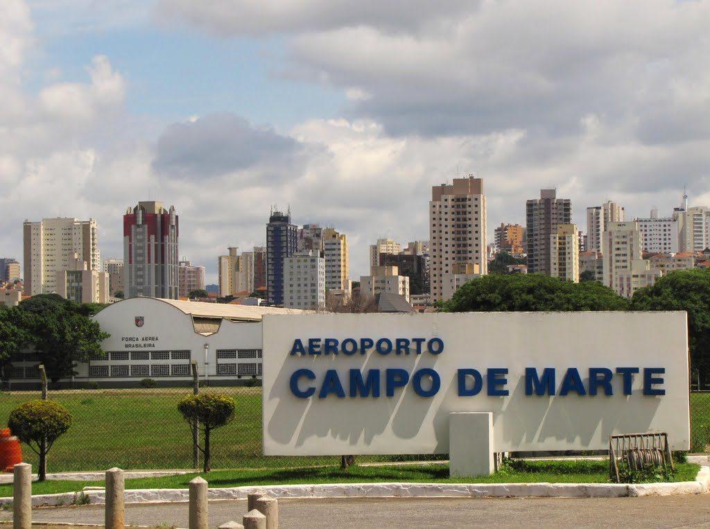 Аэропорт Кампу-ди-Марти будет превращен в музей авиации