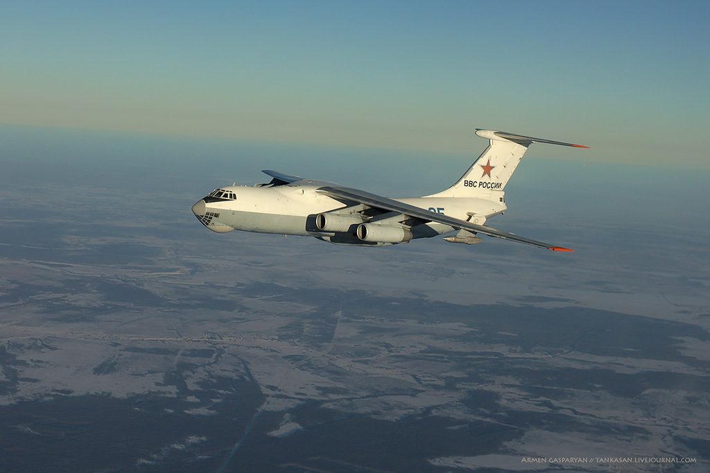 Новый самолет-заправщик поднимется в воздух в 2017 году