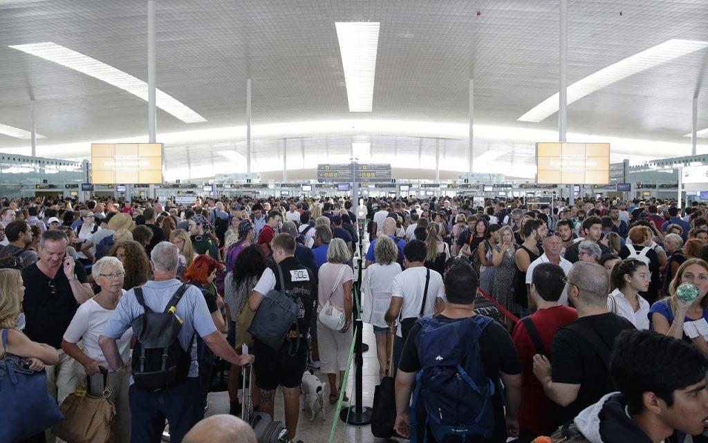 807u 1024x641 - Очереди на контроле в аэропортах ЕС назвал платой за безопасность