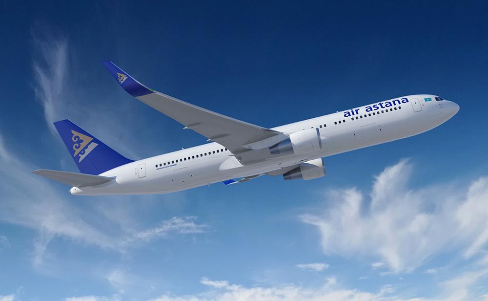Air Astana направила за туристами в Анталью другой самолёт