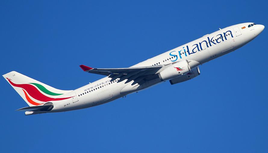 Airlanka - На борту SriLankan Airlines произошло возгорание