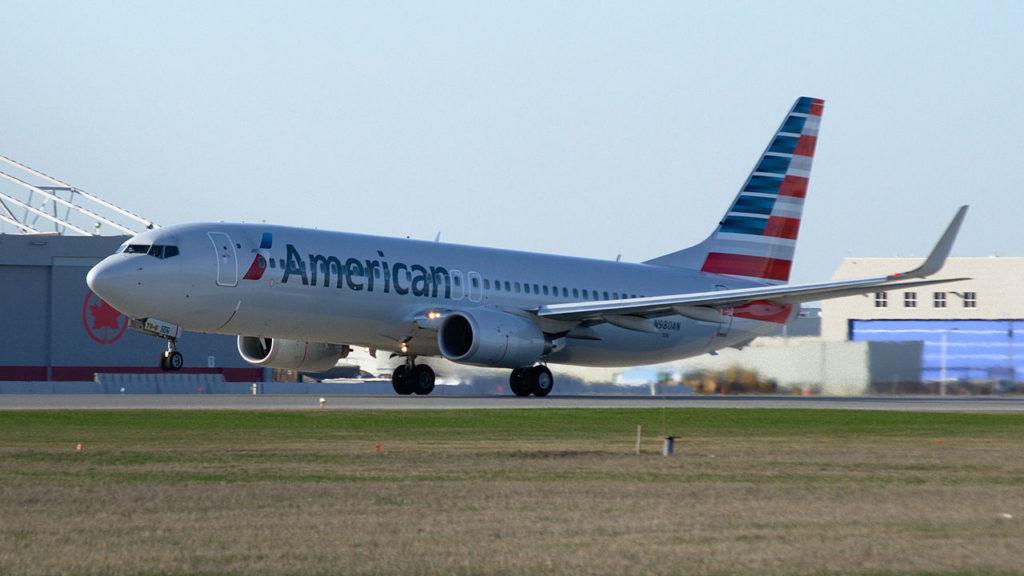 American Airlines 1 1024x576 - С American Airlines требуют 300 тысяч за испорченное платье