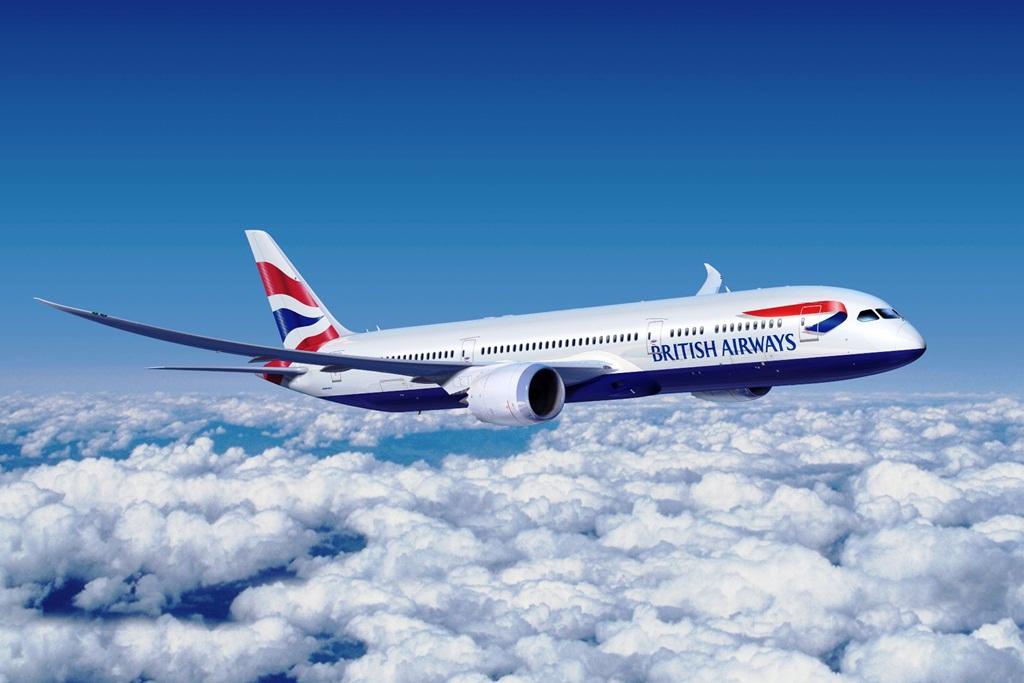 British Airways Boeing 787 Dreamliners 1 - Рейсы British Airways могут задержать или отменить до 30 августа