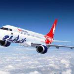 Парк самолетов Buta Airways составит 8 самолетов Embraer 190
