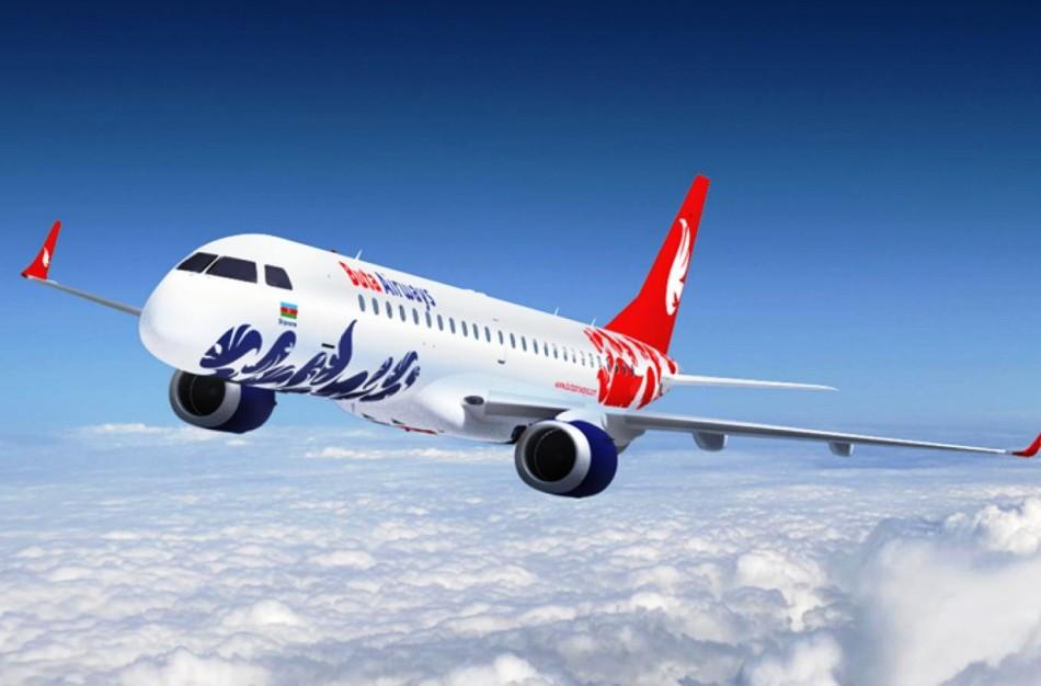 Buta Airways - Парк самолетов Buta Airways составит 8 самолетов Embraer 190