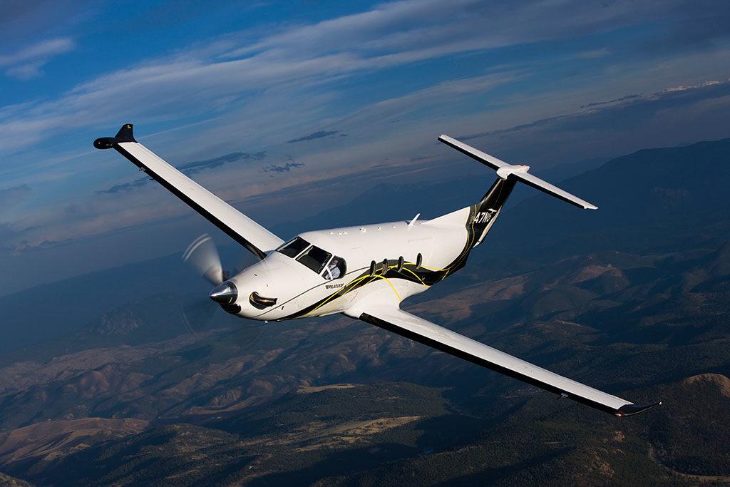 Pilatus PC 12 1024x683 - Самолет швейцарского производства Pilatus
