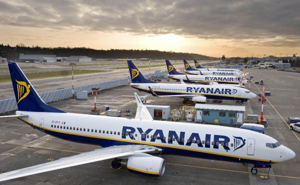 Ryanair 1 1024x632 - Авиакомпания Ryanair заинтересована в покупке Air Berlin