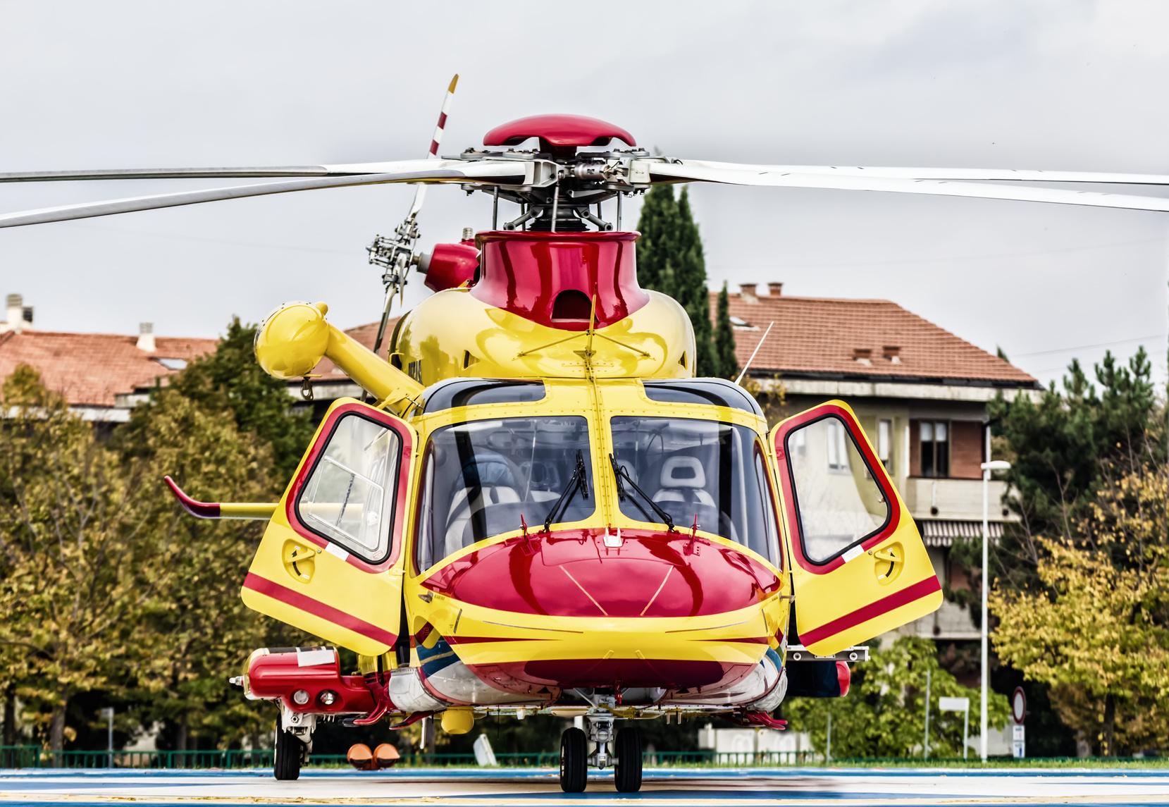 SANITARNAYA AVIATSIYA - Санитарная авиация