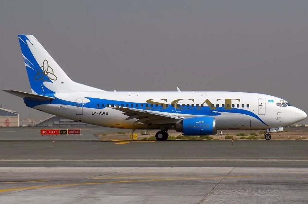 SCAT - Авиакомпания SCAT получила допуск на полёты в Европу