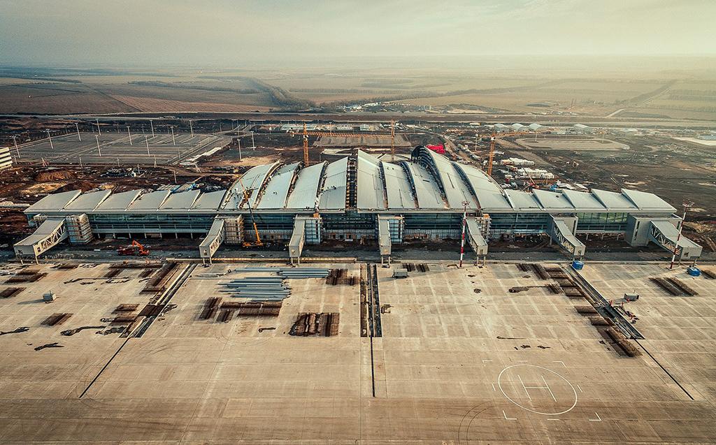 "ae`roport Platov - Аэропорт ""Платов"" 1 декабря будет запущен в эксплуатацию"