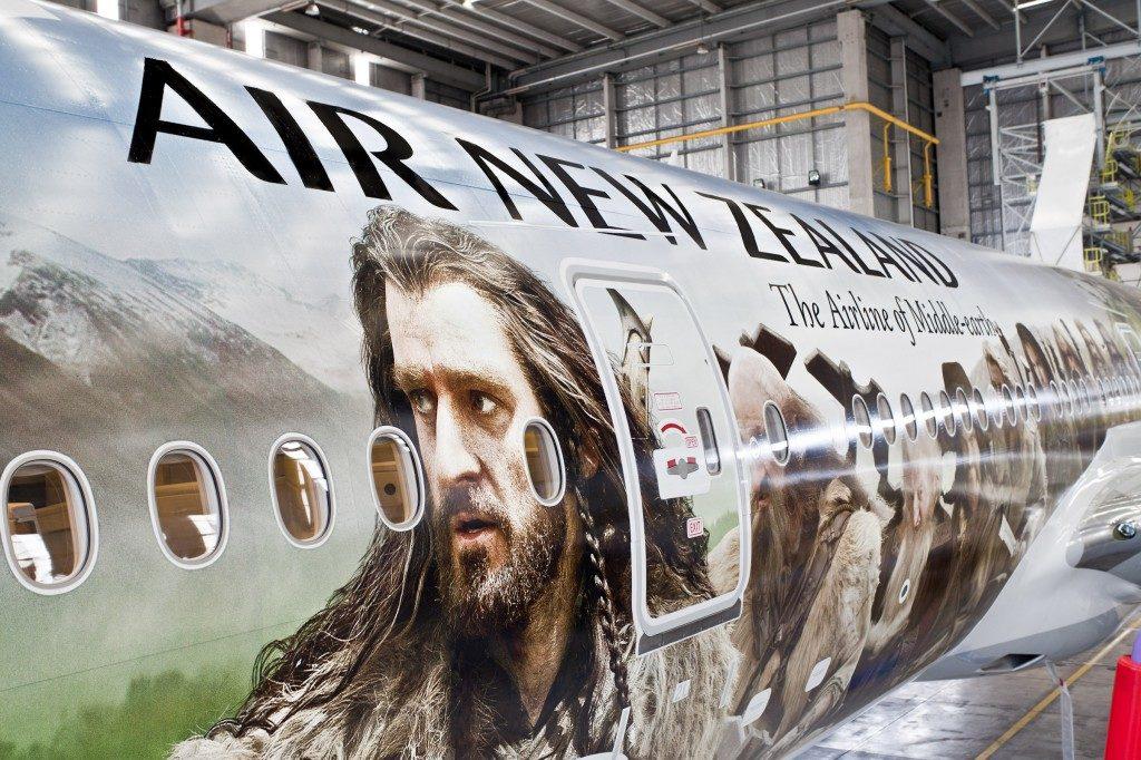 airnz planewrap64 1024x682 1 0 1024x682 - Авиакомпания Air New Zealand проводит эксперименты с роботом