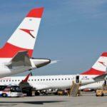 austrian2 150x150 - Ausrian Airlines начала эксплуатацию тринадцатого Embraer 195