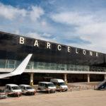 В аэропорту Барселоны образовались очереди