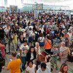 barselona 150x150 - В аэропорту Барселоны образовались очереди