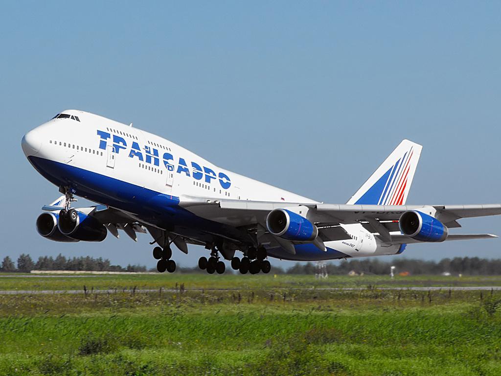 boing747 2 - ВВС США приобретут два Boeing 747 построенные для «Трансаэро»