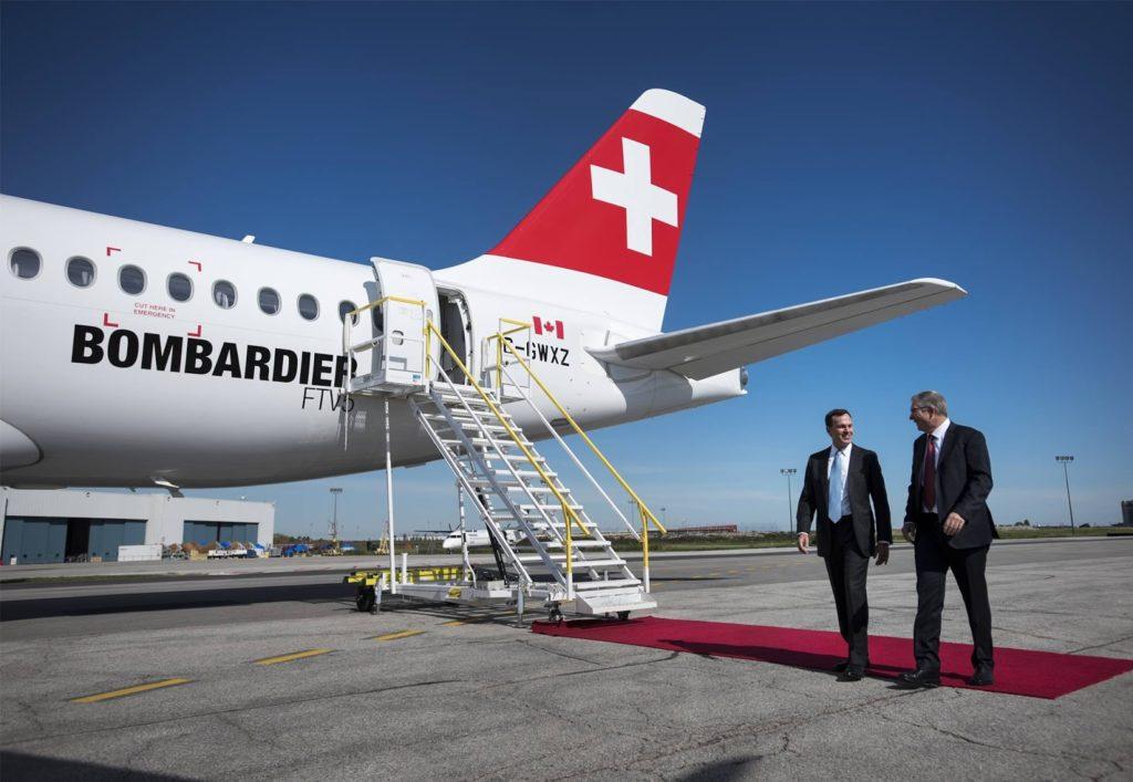 Bombardier сократил поставки деловых и коммерческих самолетов