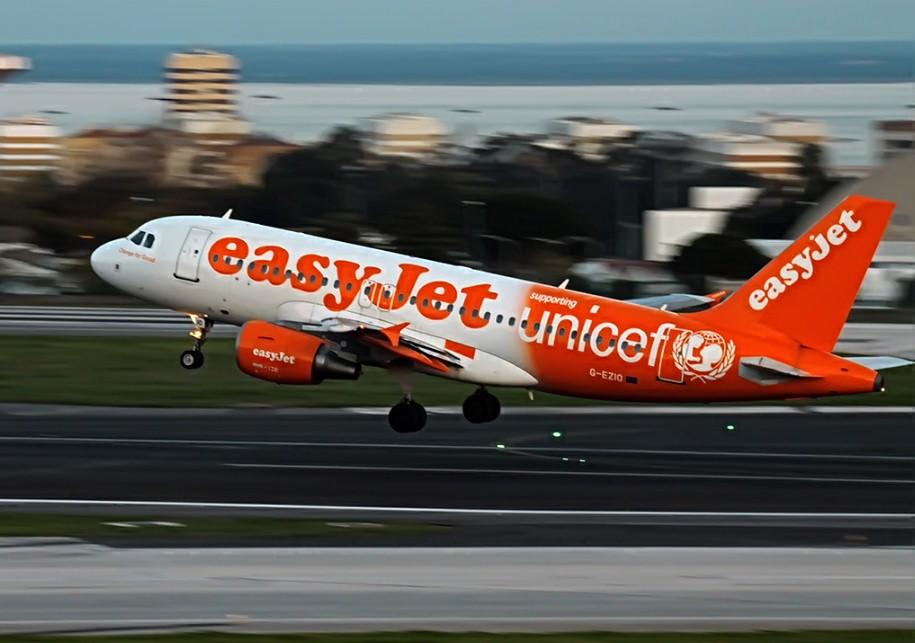 easyJet - Авиакомпания easyJet выпустила альбом Jet Sounds