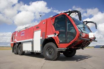 fire service - Новые распоряжения ЕС об оборудовании аэропортов затронут GA