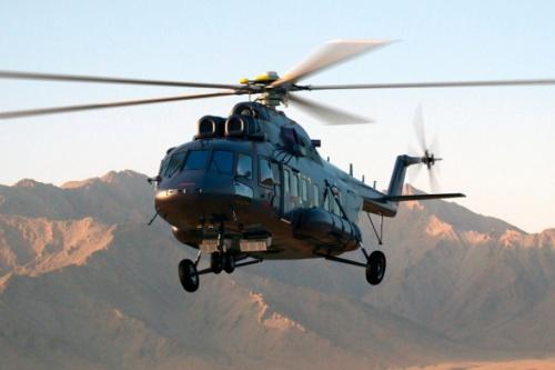mi 171a2 - Вертолет Ми-171А2 получит сертификат типа от Росавиации