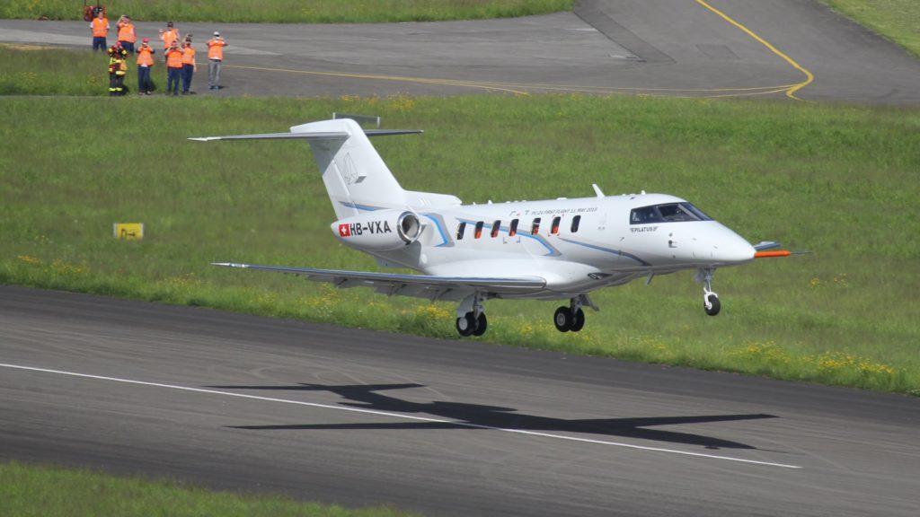 Новый двигатель для Pilatus PC-24 прошел сертификациюFAA и EASA
