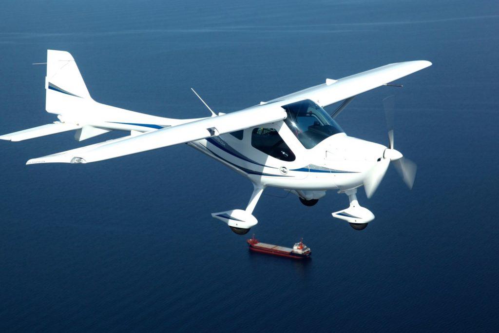В авиации общего назначения отмечено падение аварийности