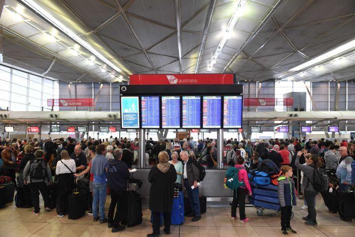 В сиднейском аэропорту усилены меры безопасности