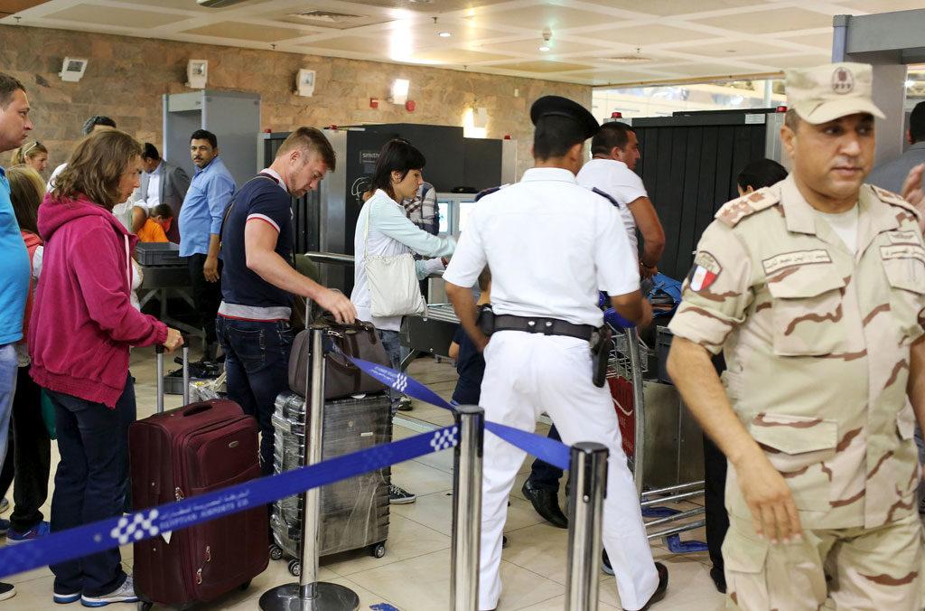 Египетские авиационные власти выполнили требования России
