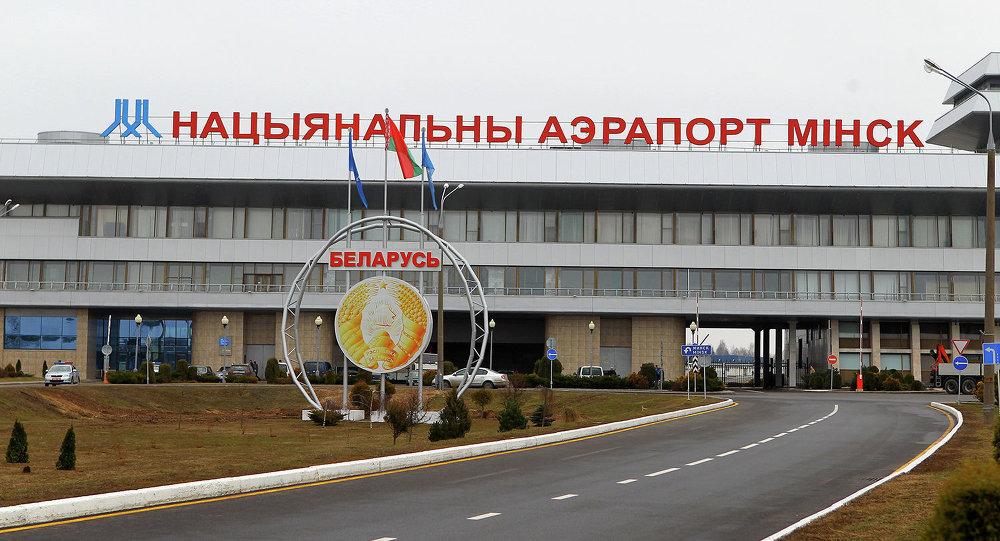 112 - В аэропорту Минск обнаружили чемодан со змеями и скорпионами