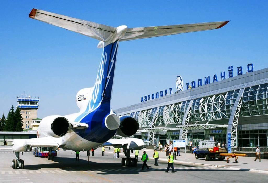 """6 2 1024x700 - В аэропорту """"Толмачёво"""" увеличили зону регистрации пассажиров"""