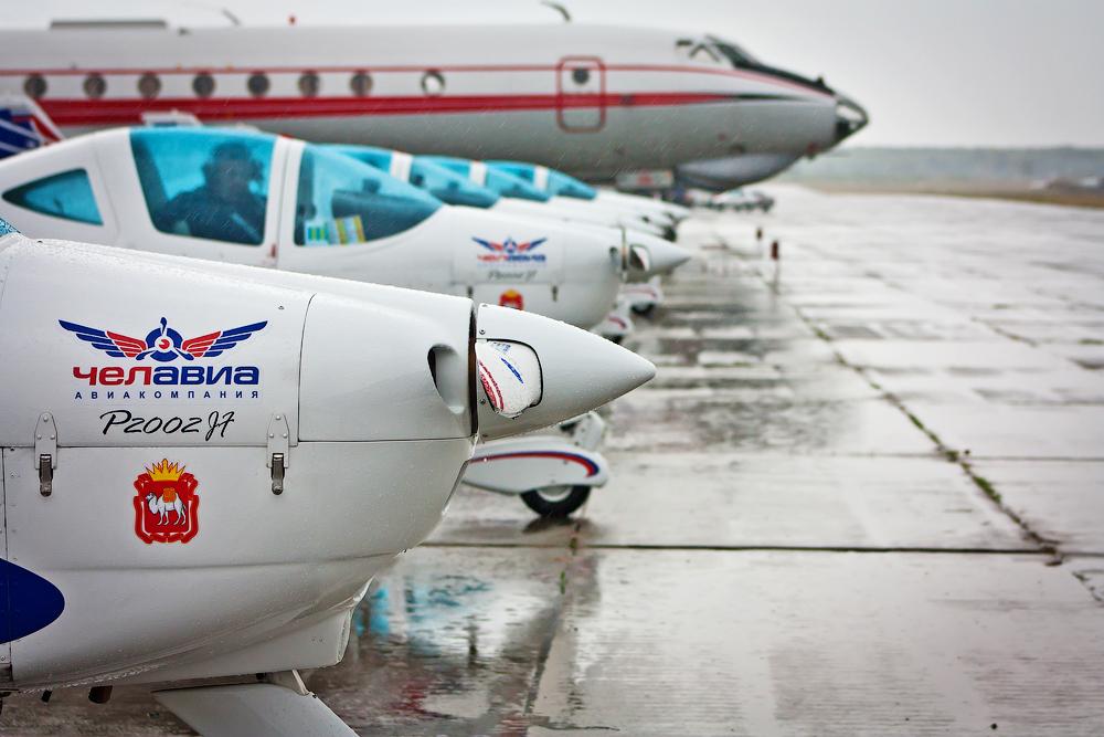 У «Челавиа» арестовали 24 самолёта