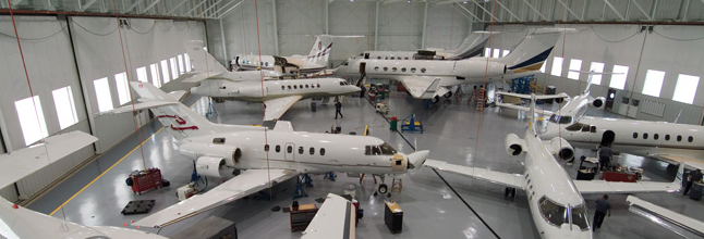 Duncan Aviation - Duncan Aviation подготавливает почву для строительства центра  обслуживания в Юте