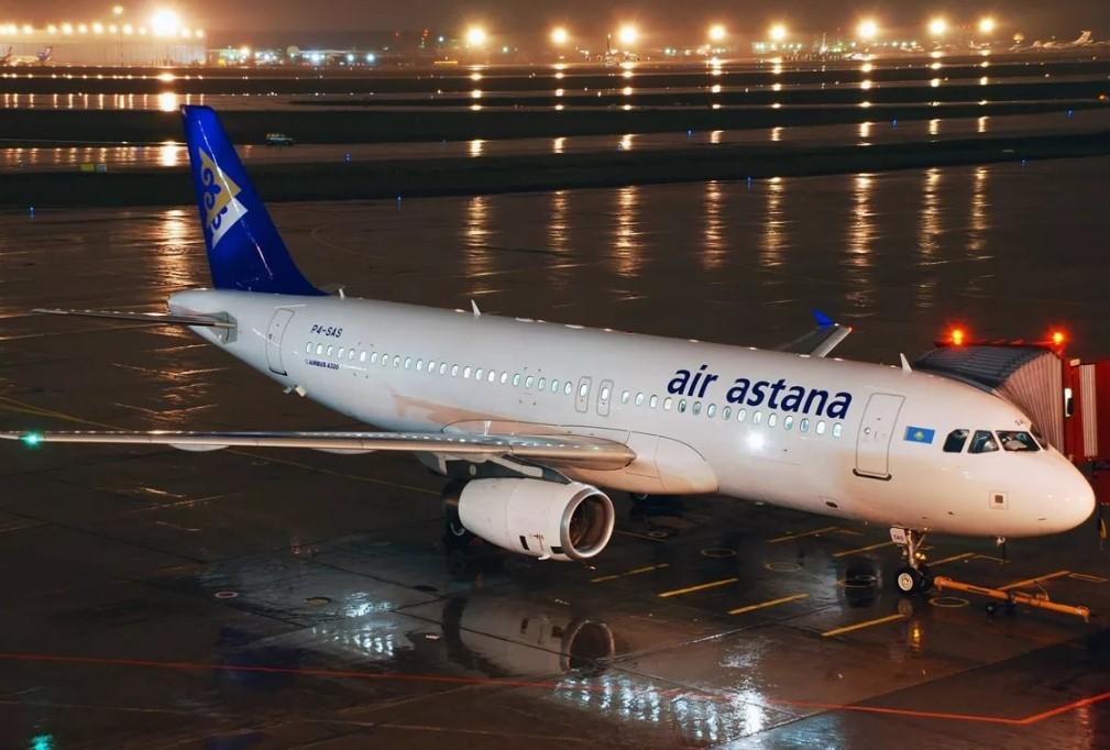 «Эйр Астана» назвала цены на Интернет в самолетах