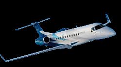 Embraer Legacy 650 - В Канны на частном самолете